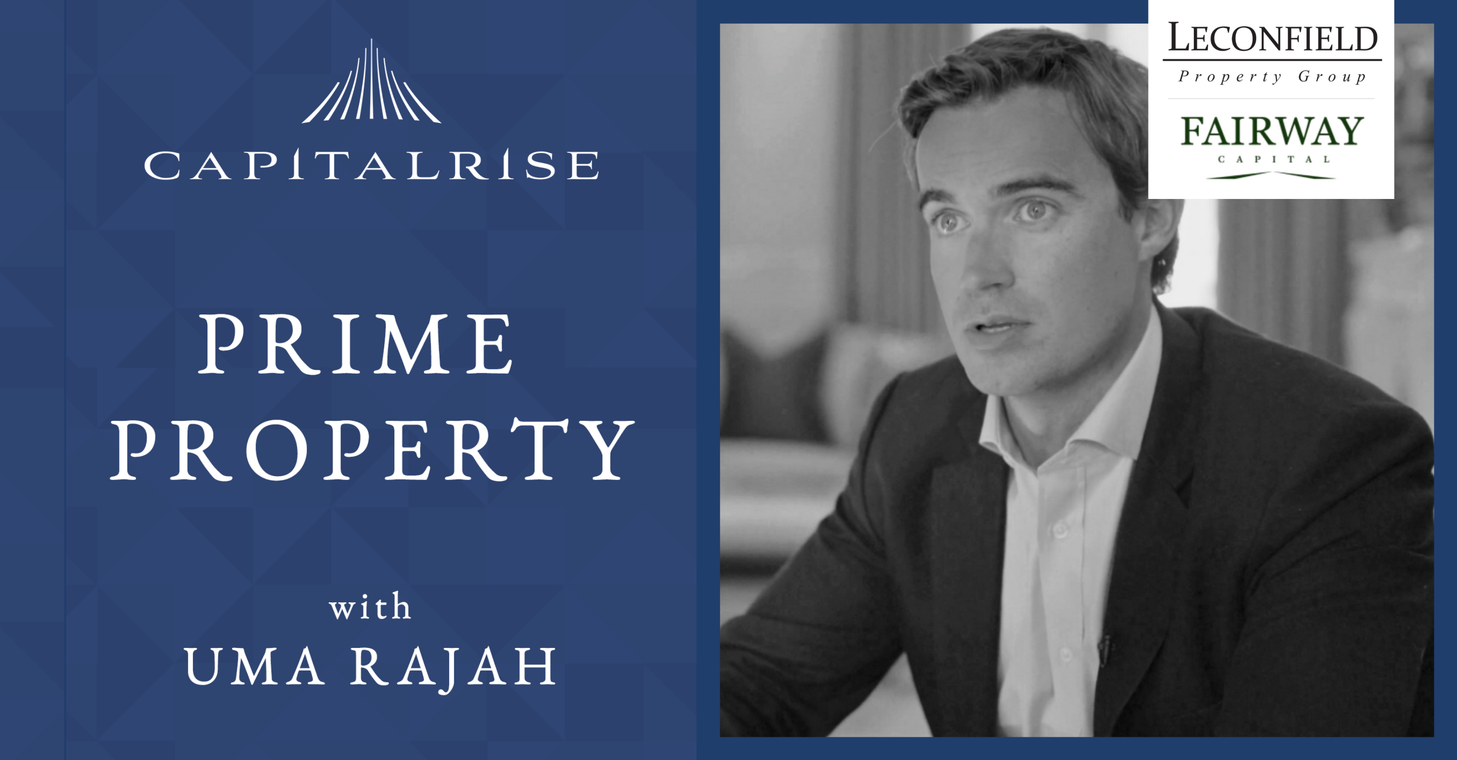 Prime Property podcast with George Brooksbank