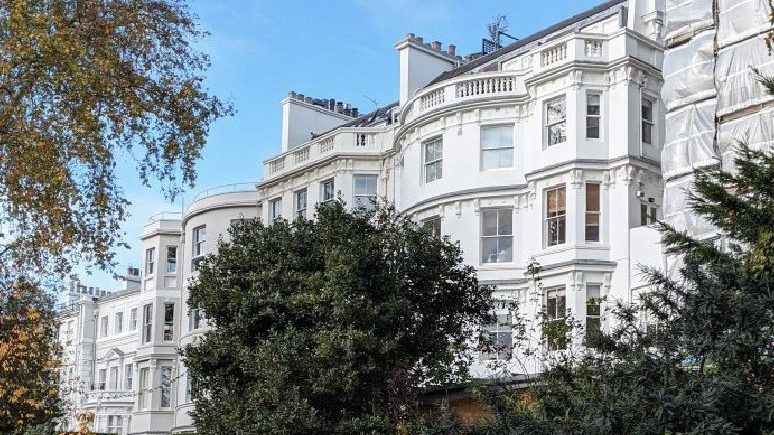 £7m refurb loan for super-prime Notting Hill mansion project
