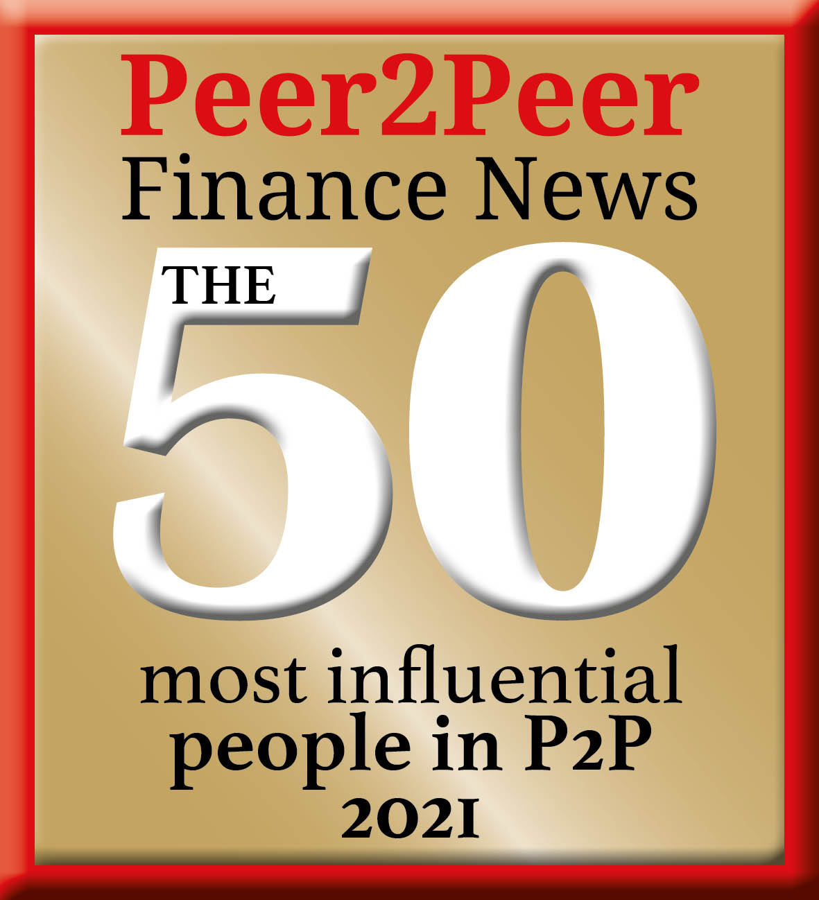 CapitalRise CEO named in this year's P2PFN Power 50 list for 4th year